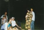 Cu Nea Popa in parcul 23 August